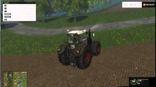 FENDT 828 VARIO Tractor Farming Simulator 15
