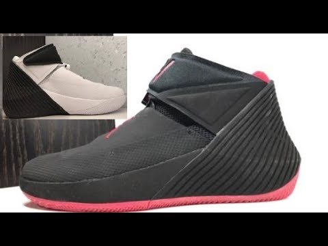 Russell Westbrook Air Jordan Zer0.1 Why Not BRED Black/White Sneaker Reviews
