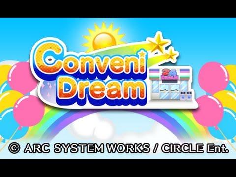 3DS eShop Game Conveni Dream Game Introduction