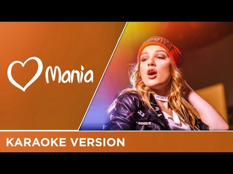 Mina Blažev - Dancing Through Life KARAOKE // JESC // ESC Mania