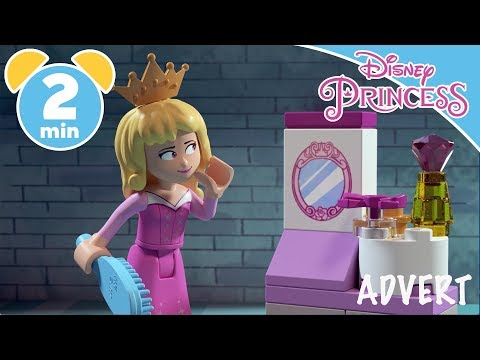Sleeping Beauty  | LEGO Retellings | Disney Princess | #ADVERT