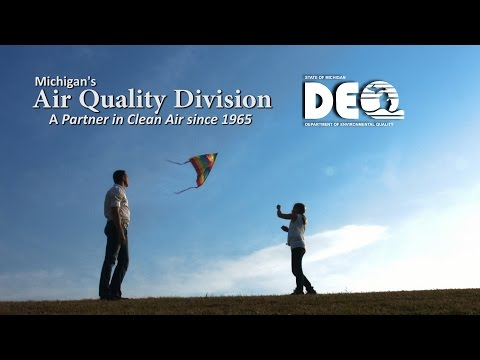 Michigan's Air Quality Division - A Partner in Clean Air Since 1965