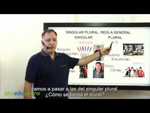 Curso de Espanhol Básico II - p/ Jovens e Adultos (Demonstração) from YouTube · Duration:  34 minutes 55 seconds