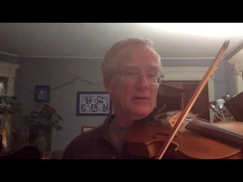 Bluegrass Fiddle Bowing Techniques with Glenn Asch