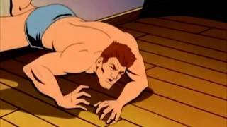 Spider-Man Unlimited eddie brock becomes venom.3gp