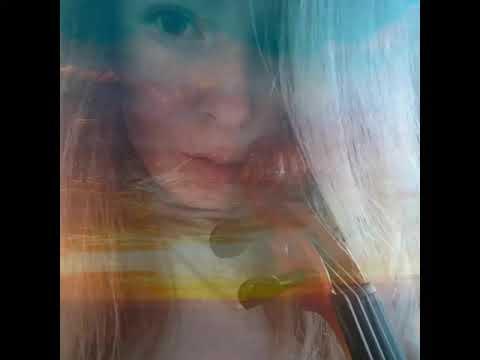 I Wonder As I Wander Lindsey Stirling Electric Violin And Voice Cover ! 🎻