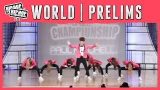 Pancakes - Canada (junior) At The 2014 Hhi World Prelims