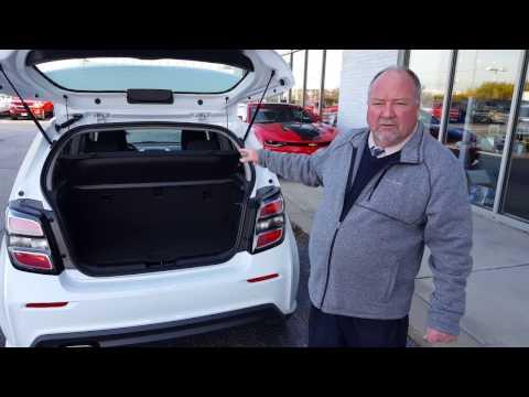 2017 Chevrolet Sonic LT Hatchback walk-around by Kevin McGrail at Apple Chevrolet.