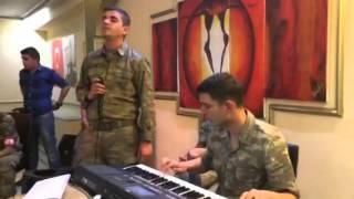 Askerin türküsü 93/4 Mahmut çektir sevdiyim kız gelin olmuş
