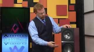 kEF Q900 Floorstanding Speaker Video Review
