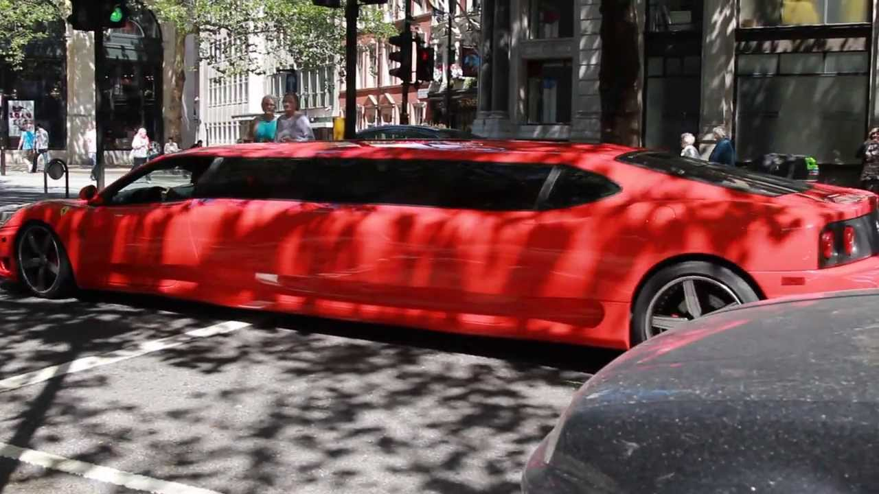 Ferrari Limo Full Youtube