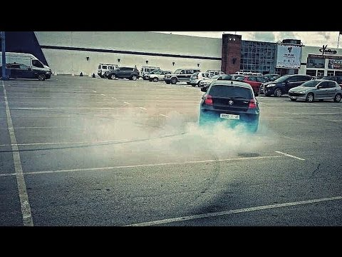 Drift Tanger BMW 118d / Serie 1 / Maroc (HD) 1080p Gopro Hero 4