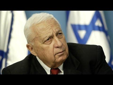 Israelis, Palestinians on Ariel Sharon's Death