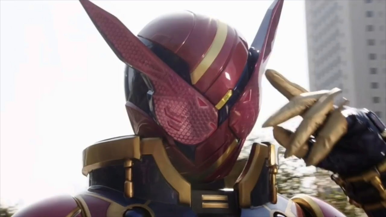Kamen Rider Evol Rebbit Henshin Sound - YouTube