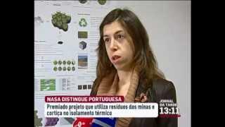NASA distinguishes a PhD student of the University of Beira Interior thumbnail