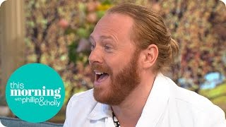Keith Lemon Tries Not To Let Any Secrets Slip!   This Morning