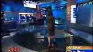 Kiran Chetry Walks Away From Camera