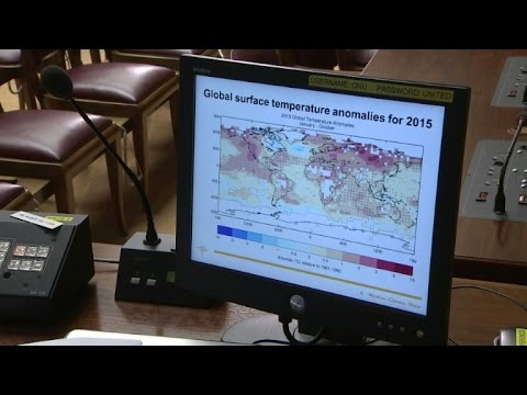 2015 set to be hottest year on record: UN