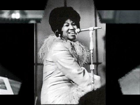 Wed Music. Respect by Aretha Franklin