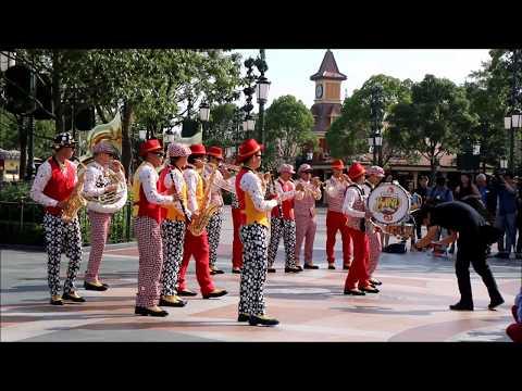 Shanghai Disney Resort - First Anniversary Rope Drop Ceremony