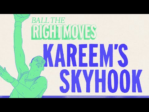 The History and Mystery Behind Kareem Abdul-Jabbar's Skyhook | Ball the Right Moves | The Ringer