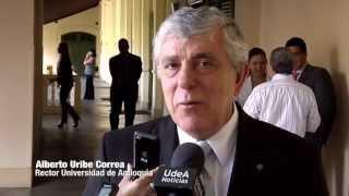 U de A - Se abren puertas para intercambio Reino Unido - UdeA