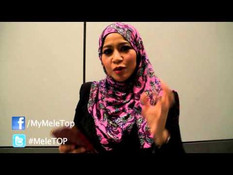 MeleTOP - Chit Chat Ekslusif bersama Syura [02.07.2013]