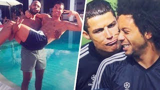 Who are Cristiano Ronaldo's best friends? - Oh My Goal