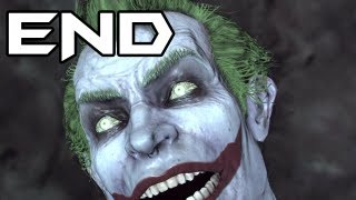 BATMAN Arkham Asylum Gameplay Walkthrough - Part 19 - Joker Titan - The Ending (Let