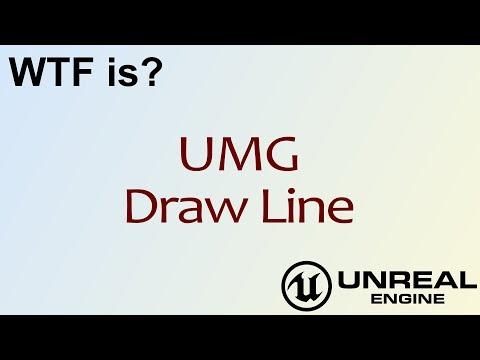 Ue4 Draw Line Umg
