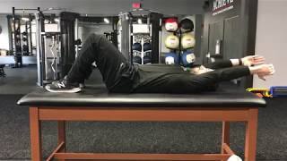 Supine Active Shoulder Flexion for Healthy Swimming // Achieve Personal Training & Lifestyle Design