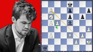 The Whisky Immortal - Carlsen vs Karjakin | Lindores Abbey Chess Stars 2019