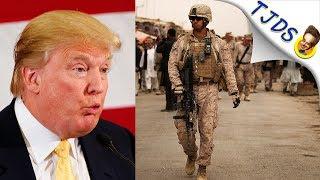 Trump Veto Continues Yemen War With Obama Logic
