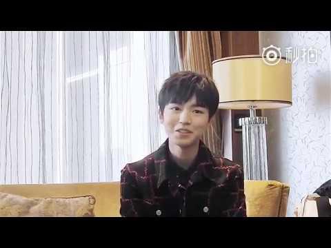【TFBOYS王俊凯】王俊凯《中国青年报》专访 谈电影首秀:有点紧张 【KarRoy凯源频道】
