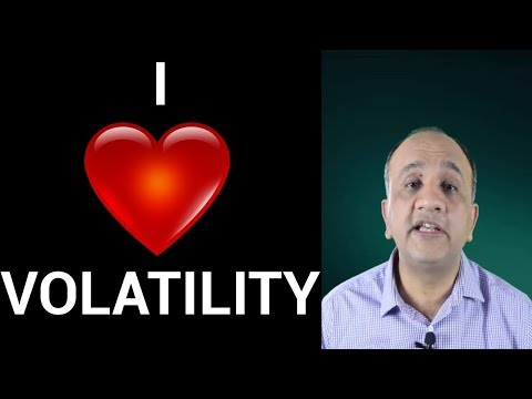 Volatility In Stock Market - Why It Is GOOD For Learning? (HINDI)