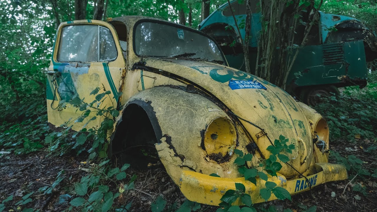 New Jersey Car Junkyard