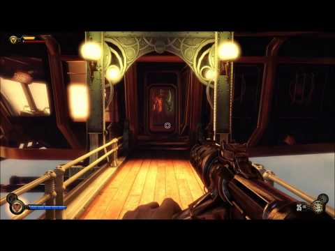 bioshock infinite playthrough part 18 weve been discovered... abandon ship!!! |