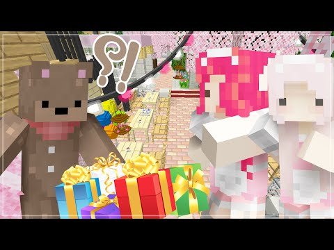 "Minecraft Maids ""TOO MANY GIFTS!"" Roleplay ♡61"