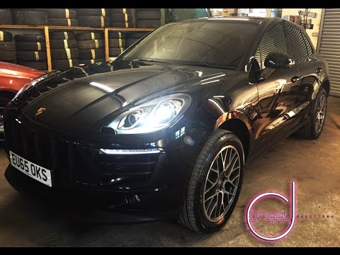 Offset Detailing Essex Week Old Porsche Macan S Youtube