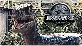 JURASSIC WORLD Alle Trailer + Film Clips + Making Of | Jurassic World 4 German Deutsch | 2015