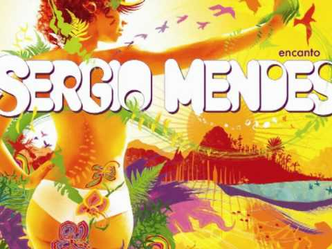 Sergio Mendes - Waters Of March (feat. Ledisi)