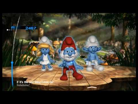 The Smurfs Dance Party Smurfs Main Title