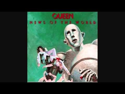 Queen - Get Down, Make Love - News of the World - Lyrics (1977) HQ