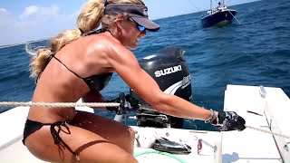 Top 10 Best FISHING MOMENTS of the Year Fishing Video