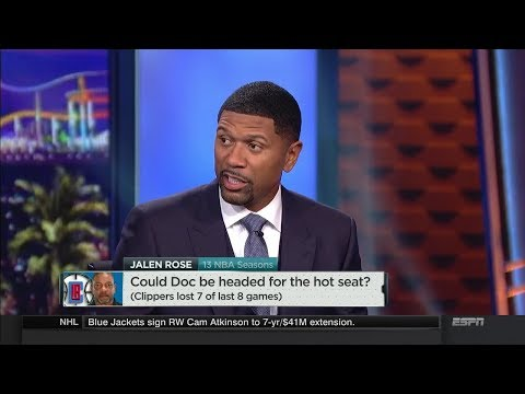 Clippers Lost 7 of last 8, Could Doc Rivers be fired?   NBA Countdown   Nov 17, 2017