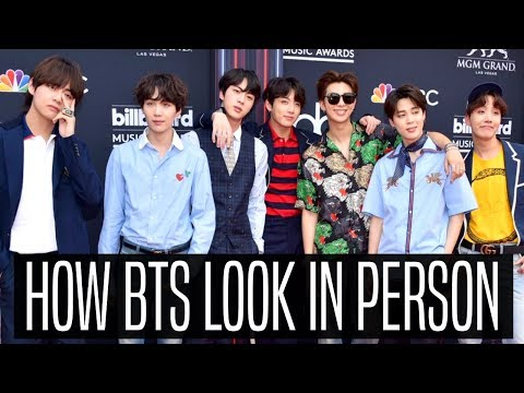 HOW BTS LOOK IN PERSON #2 | ✨ GIVEAWAY!! LOVE YOURSELF: TEAR ALBUM