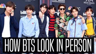 I MET BTS: HOW THEY LOOK IN PERSON | ✨ GIVEAWAY!! LOVE YOURSELF: TEAR ALBUM