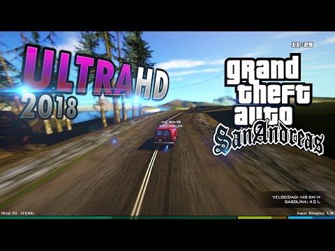 Sa Directx 2.0 ULTRA HD ► GTA San Andreas | 2019