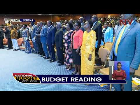 Uganda's 2019/2020 budget reading - Daily Monitor