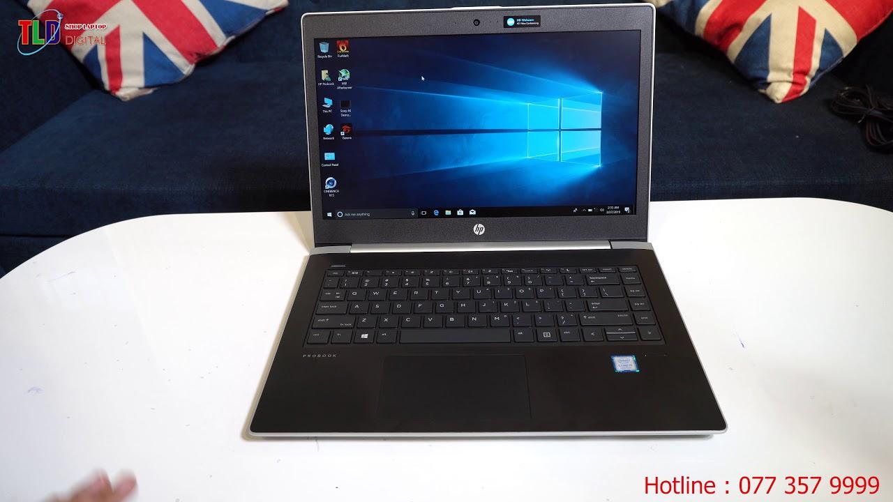 Chiếc Laptop Tốt Nhất Cho Văn Phòng Đồ Hoạ Tầm Trung Của HP ProBook 440 G5